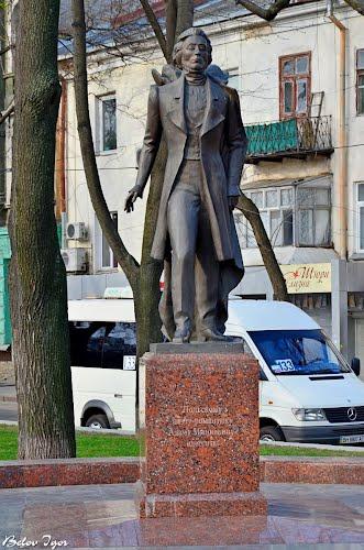Культурная прогулка по проспекту императора в Одессе
