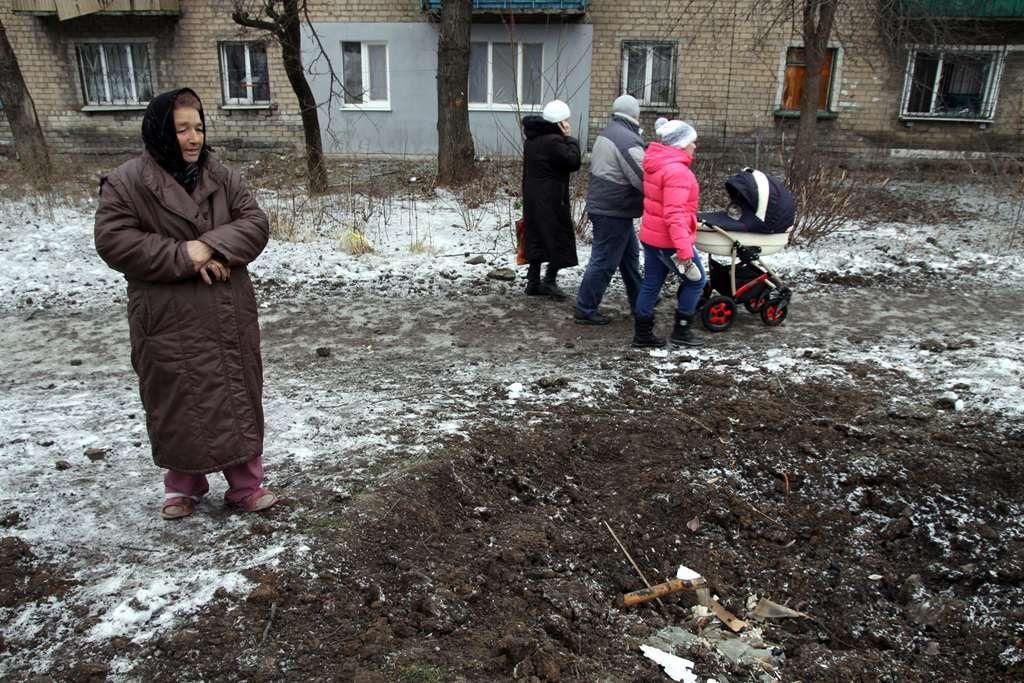 Война на Украине с мирными жителями: новые подробности