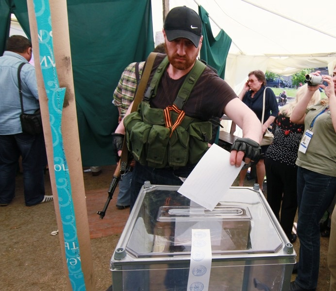 Необходимо сделать все, чтобы приблизить проведение выборов на оккупированных территориях Украины, - Штайнмайер - Цензор.НЕТ 8400