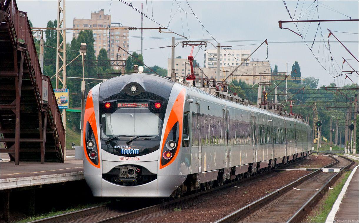 ВГермании представили поезд наводородном горючем