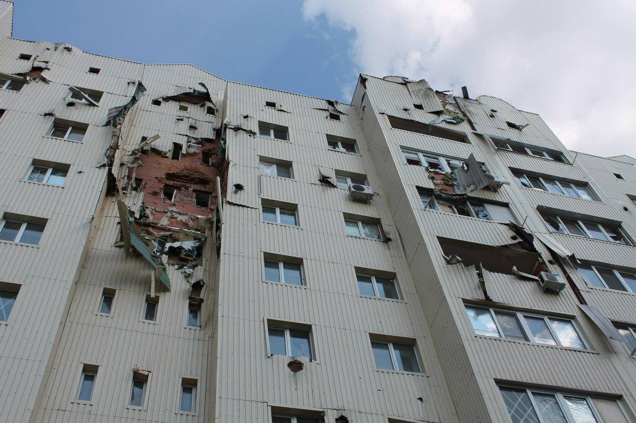 Тупик «Октябрьского рудника» в Донецке (ФОТО) (фото) - фото 1