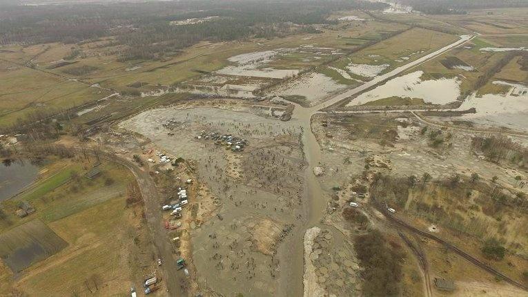 В результате землетрясения в Новой Зеландии оползнями разрушено большое количество дорог - Цензор.НЕТ 239