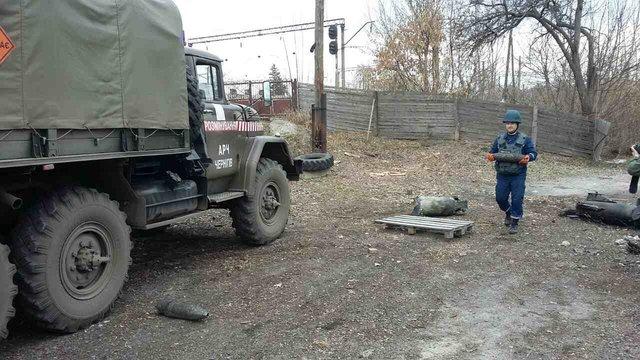 Наместе взрывов вБалаклее остались два источника тления— Минобороны Украины