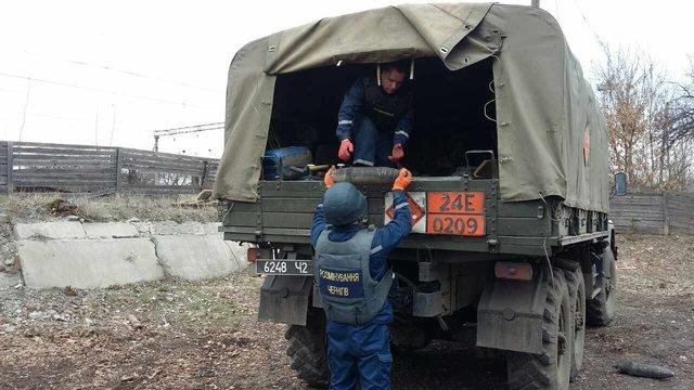 ВБалаклее восстановили движение поездов иочистили отбоеприпасов близлежащие села