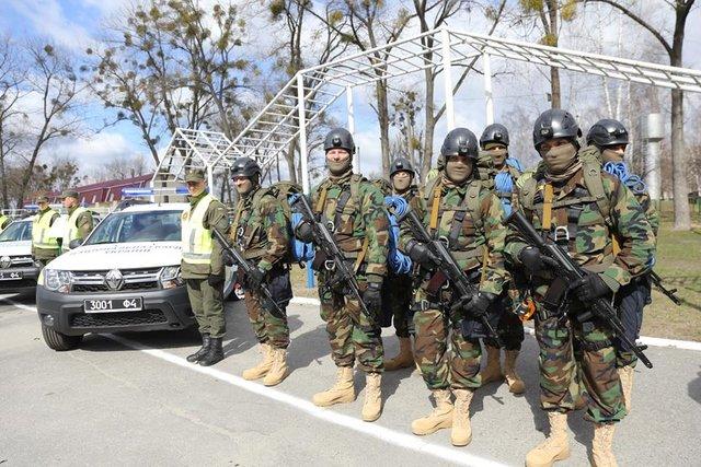 ВНацгвардии сформировали горно-патрульную роту— Аваков