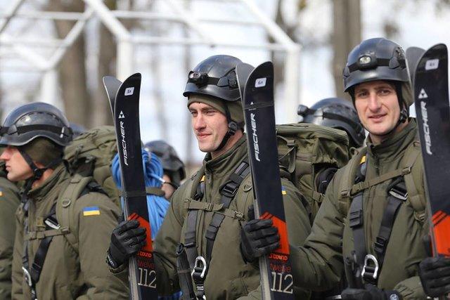 ВНацгвардии создали горно-патрульную роту