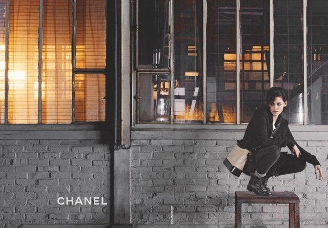 Кристен Стюарт станцевала врекламе Chanel