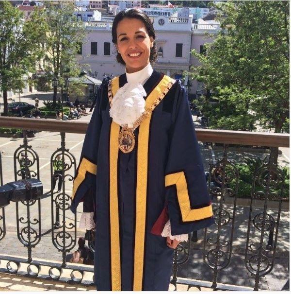 Бывшая «Мисс мира» Кайане Лопес стала мэром Гибралтара
