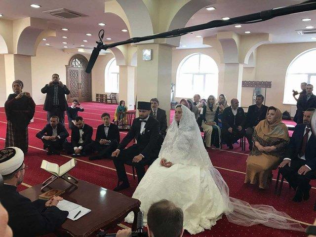 Джамала вышла замуж вКиеве