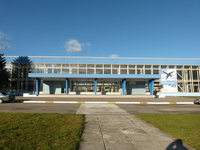 Аэропорт в г. Ровно. Фото: krapka.rv.ua