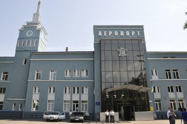 Черновецкий аэропорт. Его реконструировали в 2016 году Фото: skyscrapercity.com