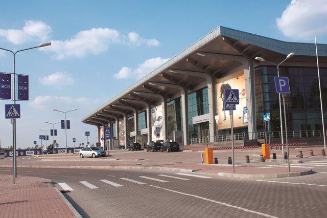 Харьковский аэропорт отстроили к Евро-2012. Фото: 2day.kh.ua