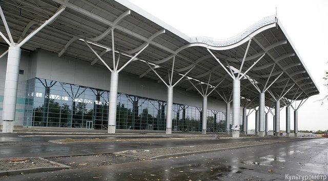 В январе 2017-го в Одессе ввели в эксплуатацию новый терминал аэропорта. Фото: golos.ua