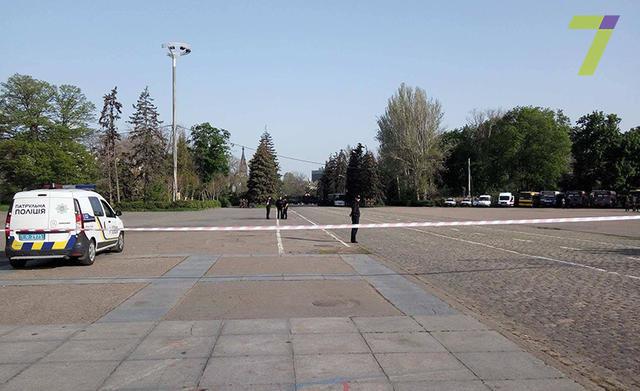 ВОдессе открыли доступ наКуликово поле