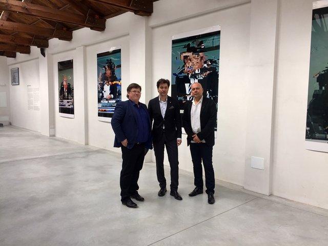 ВВенеции состоялось допремьерное открытие павильона Украины врамках Биеннале 2017