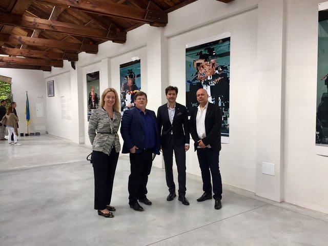 ВВенеции открылась 57-я биеннале