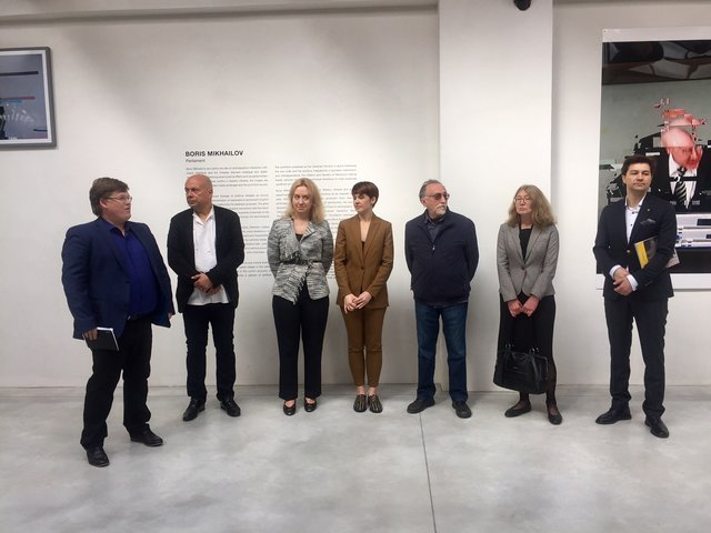НаВенецианском биеннале открыт Национальный павильон Украины