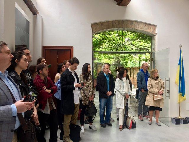 НаВенецианской биеннале открылась посвящённая Пальмире экспозиция