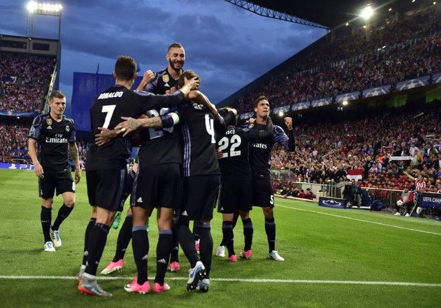 Ювентус иРеал сыграют вфинале Лиги чемпионов