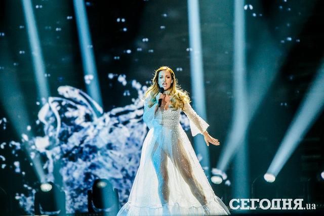 Провал «Евровидения-2017»: 1-ый полуфинал проходит вполупустом зале