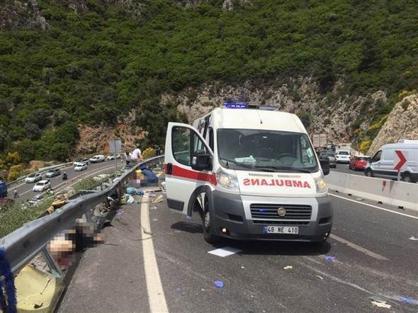 Число жертв вДТП савтобусом вТурции возросло до24 человек
