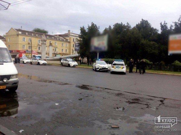 Патрульные прокомментировали тройное ДТП вКривом Роге