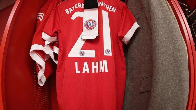Капитан «Баварии» Филипп Лам будет включен вЗал славы мюнхенского клуба