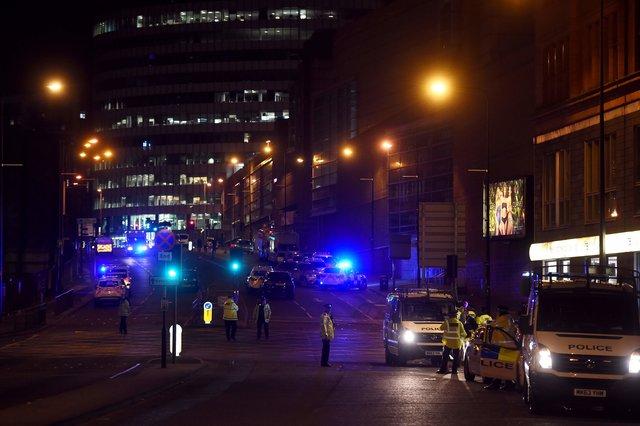 Взрыв на«Манчестер Арене» пока считают терактом