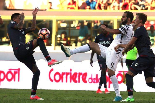 Мойзе Кин принес Ювентусу победу над Болоньей