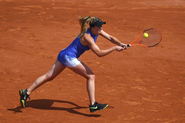 Свитолина одолела польскую теннисистку ивышла в1/8 финала «Ролан Гаррос»