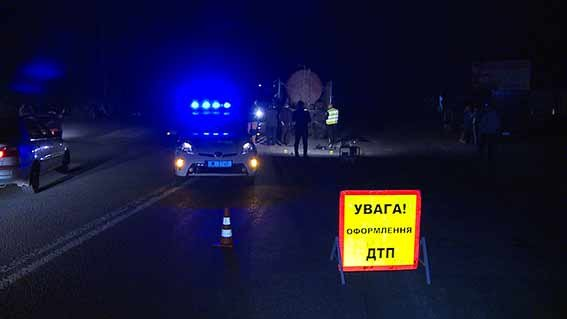 ДТП с«КамАЗом» вВинницкой области: умер ребенок, пятеро пострадали