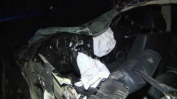 Под Винницей вДТП с«Камазом» и джипом умер 17-летний парень