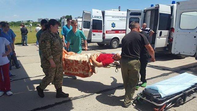 Вблизи военного объекта вЖитомирской области задержаны репортеры