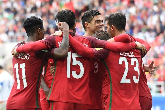 Португалия стала 3-й  наКубке конфедераций