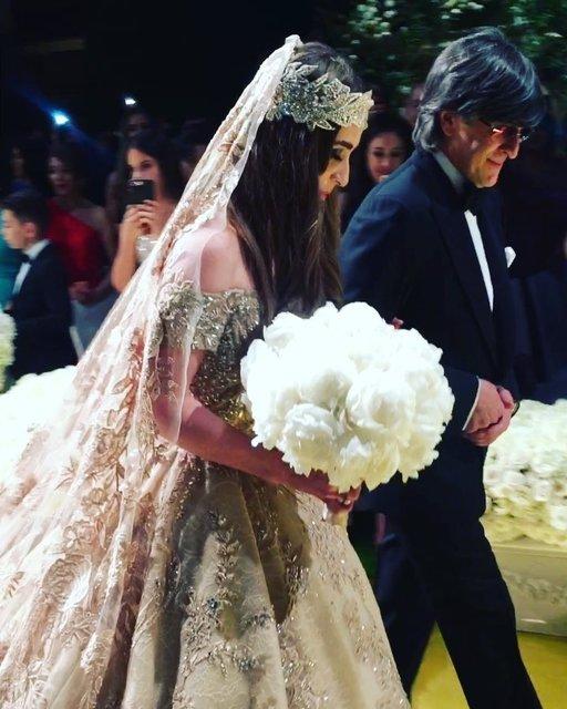 Свадьбы детей олигархов россии