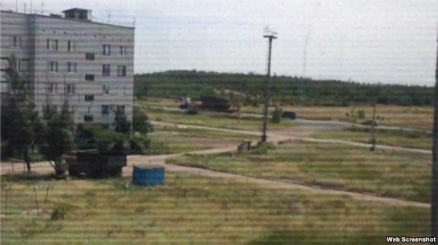 Город Зугрэс, 17 июля 2014