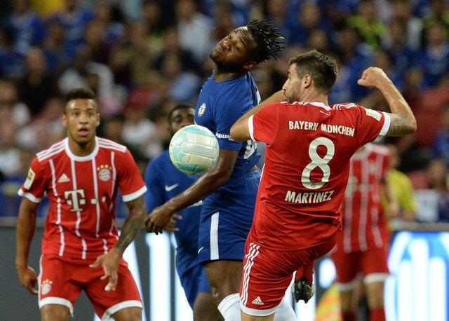 «Бавария» одержала первую победу наМеждународном кубке чемпионов