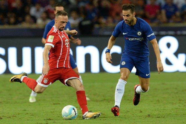 Интер обыграл Баварию вматче интернационального кубка чемпионов