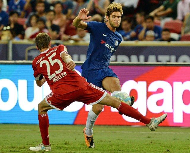 Футболисты «Интера» победили «Баварию» вматче интернационального кубка чемпионов