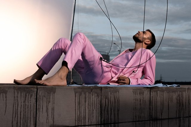 Макс Барских презентовал клип напесню «Моя любовь»