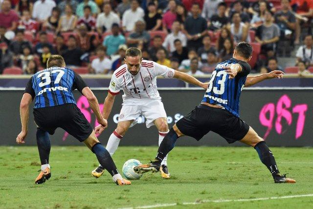 «Бавария» разгромила «Челси», благодаря дублю Мюллера