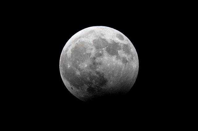 Жители Земли наблюдали за лунным затмением , фото-2