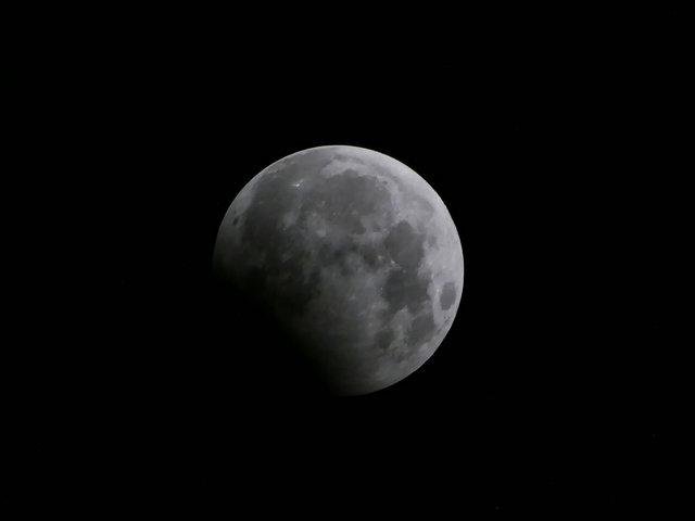 Жители Земли наблюдали за лунным затмением , фото-4