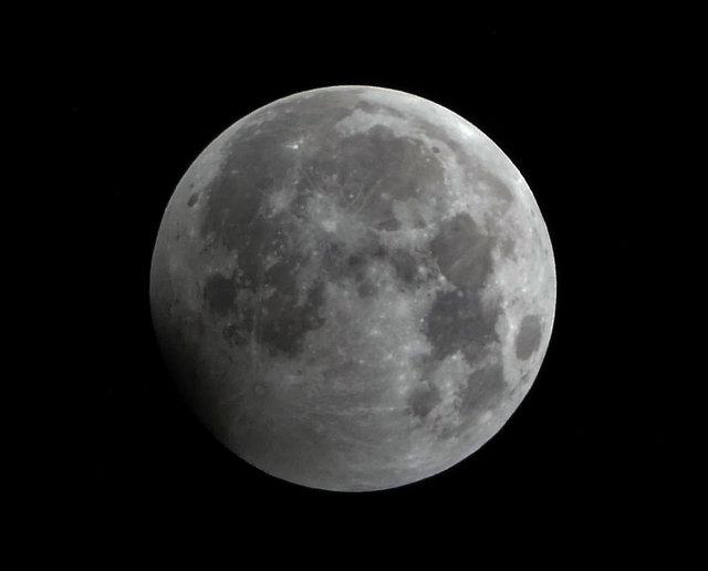 Жители Земли наблюдали за лунным затмением , фото-7