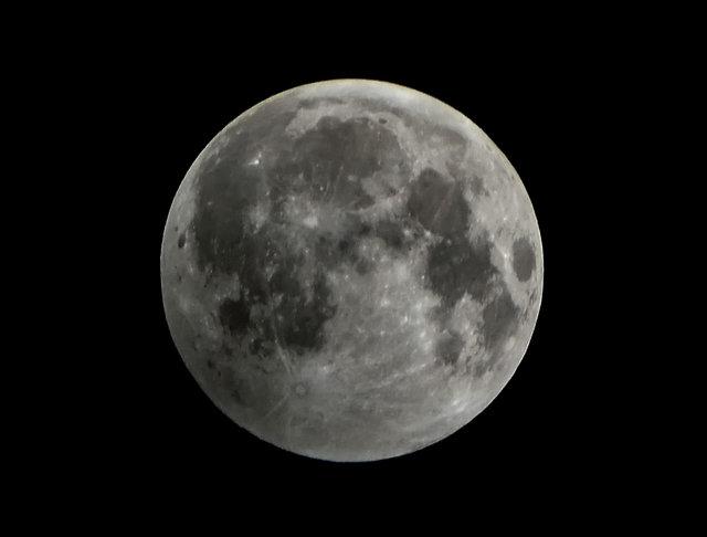Жители Земли наблюдали за лунным затмением , фото-8