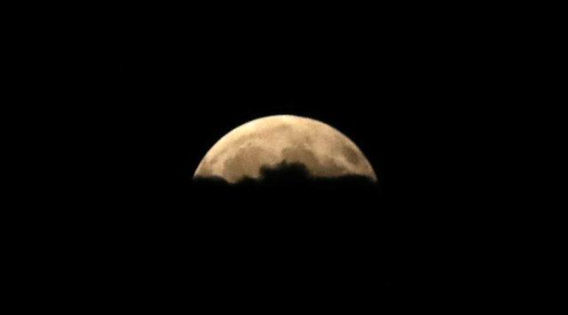 Жители Земли наблюдали за лунным затмением , фото-18