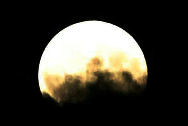 Жители Земли наблюдали за лунным затмением , фото-19
