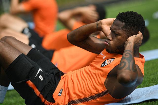 ВКиеве из-за футбола усилят меры безопасности