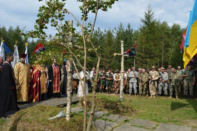 ВоЛьвовской области построили самую высокую вевропейских странах колокольню