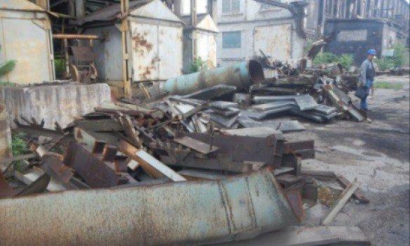 СБУ: Запорожский алюминиевый комбинат умышлено уничтожали винтересах русских соперников